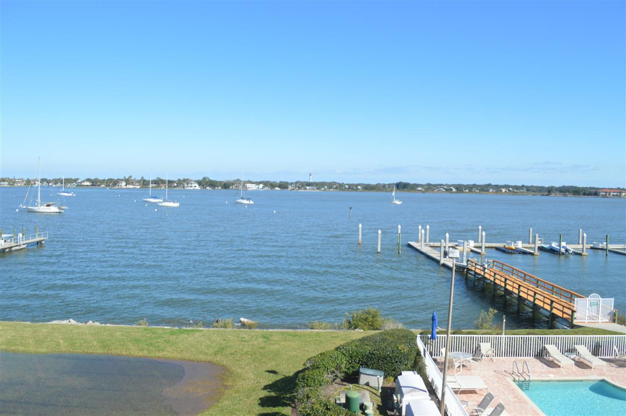 157 MARINE UNIT 303 & BOAT SLIP, ST AUGUSTINE, FL 32084  Photo 32