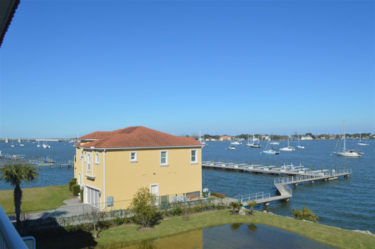 157 MARINE UNIT 303 & BOAT SLIP, ST AUGUSTINE, FL 32084  Photo 33