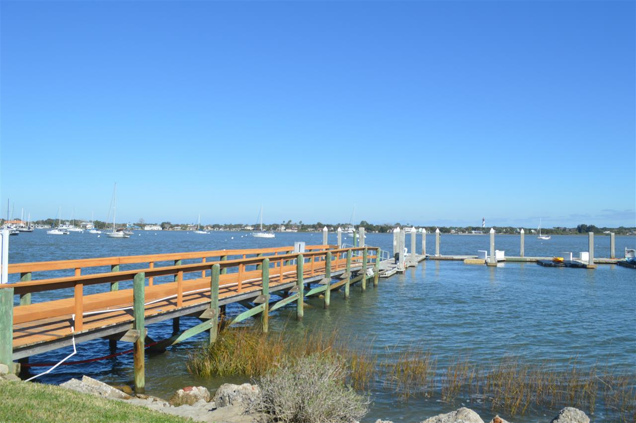 157 MARINE UNIT 303 & BOAT SLIP, ST AUGUSTINE, FL 32084  Photo 38