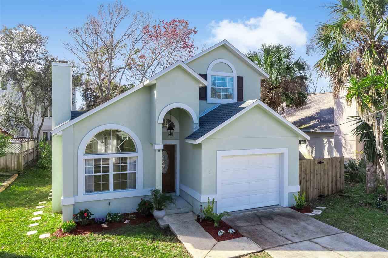 303 D STREET, ST AUGUSTINE BEACH, FL 32080