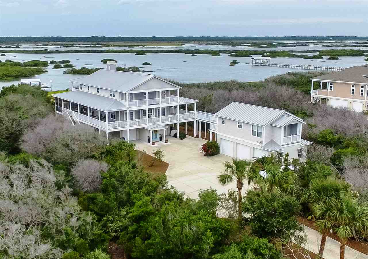 8165 S HISTORIC AND COASTAL BYWAY, ST AUGUSTINE, FL 32080