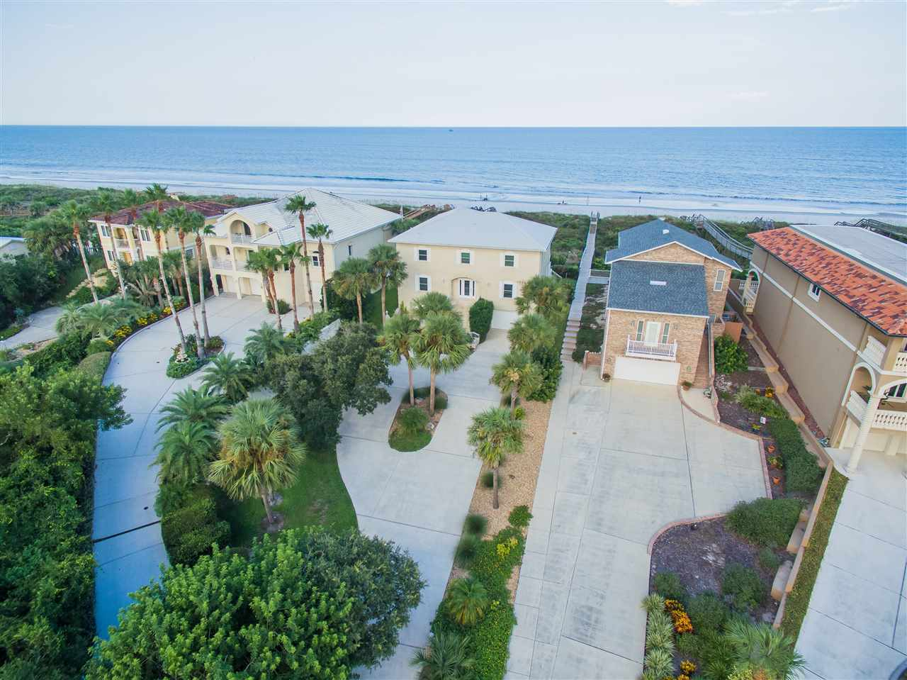 Saint Augustine Florida oceanfront homes for sale
