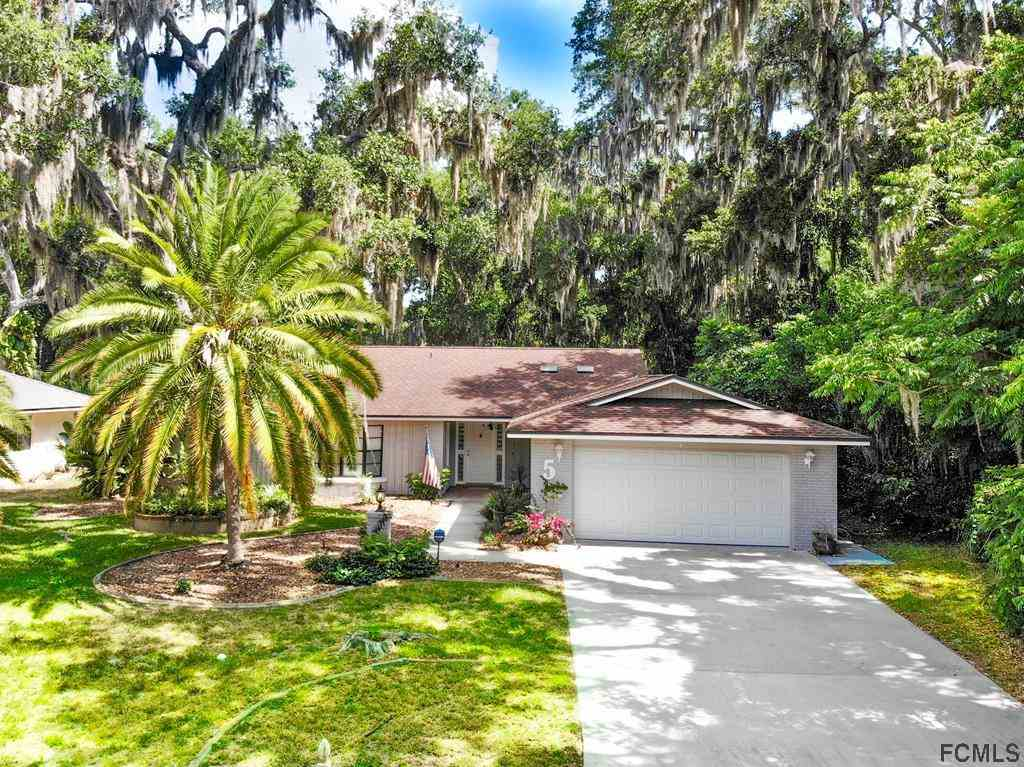 Photo 1 of 5 Fleetwood Drive, Palm Coast, FL 32137