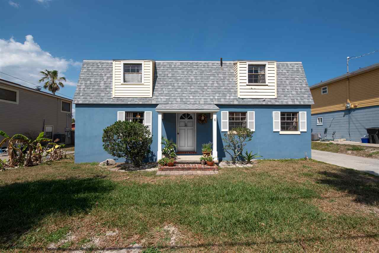 6 10th Street, St Augustine Beach, FL
