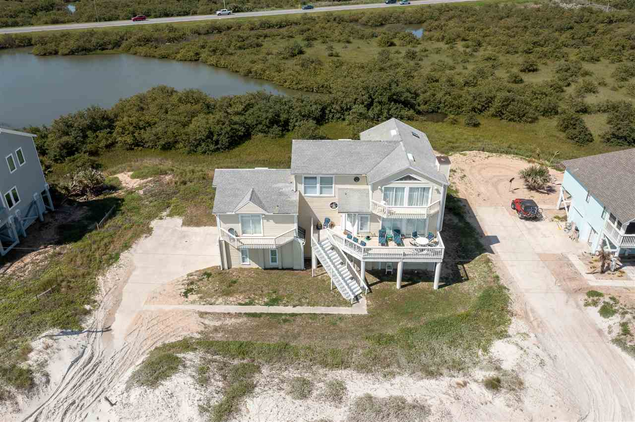 Have your customers been searching for a beautiful and spacious direct oceanfront beach house for their family to enjoy? This is it! This sunshine yellow Summerhaven beach home offers panoramic oceanfront views AND intracoastal views from almost every room. A place for the whole family to enjoy and lots of extra room for guests. 5th home from entrance off A1a. Enjoy the privacy of this non drive beach and the sites and sounds of the surf and natural surroundings will leave you in wonder.