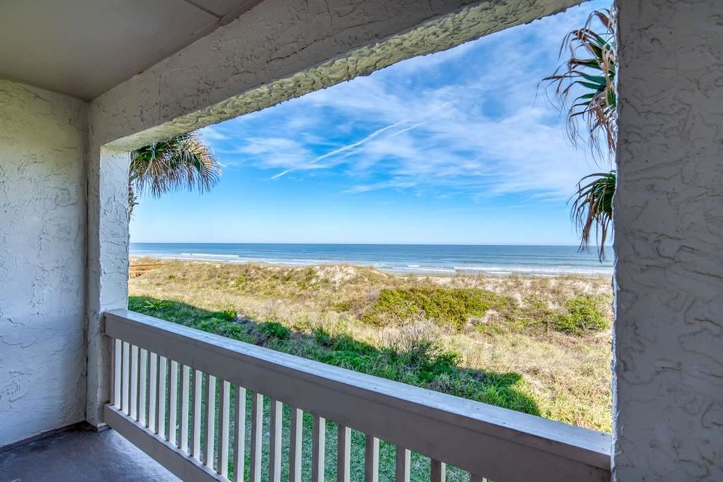 1,759 sqft of fabulous oceanfront condo that is divisible into two units. Ground floor is an efficiency apartment and the 2nd unit is a 2/2 and occupies the 2nd and 3rd stories. Each has its own private entrance. All bathrooms and kitchens updated - tile floors in all but 3rd floor bedrooms.