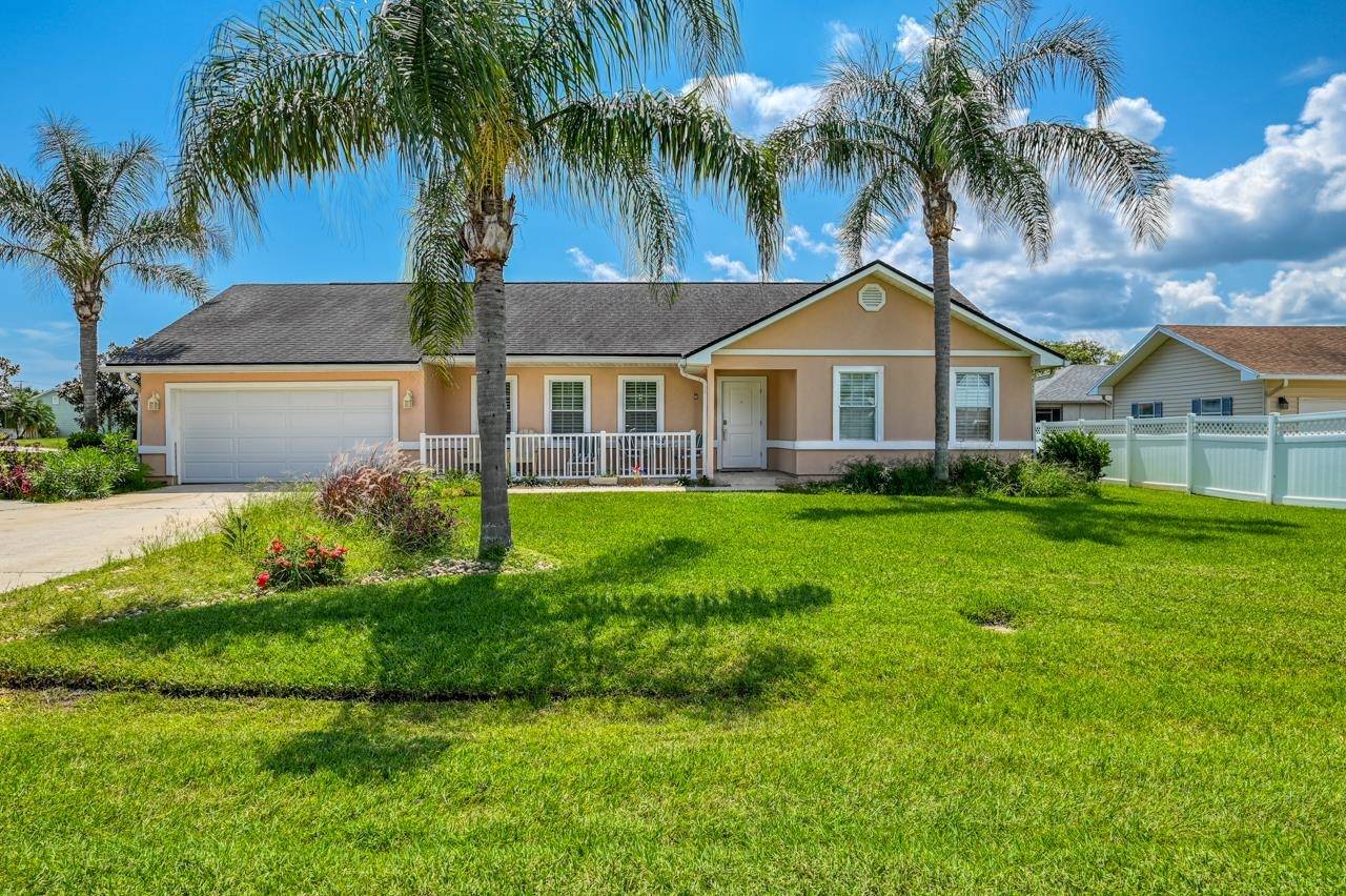Come see this perfect home located just blocks from the ocean and intracoastal! Great corner lot with extra parking. Inside updates include a beautiful, remodeled kitchen that has been opened up to the living/dining room. Bathrooms have been updated as well and there is tile flooring. A family room located off the living room is perfect for extra living space/office space/4th bedroom. Enjoy time on your screened in porch as a bonus!