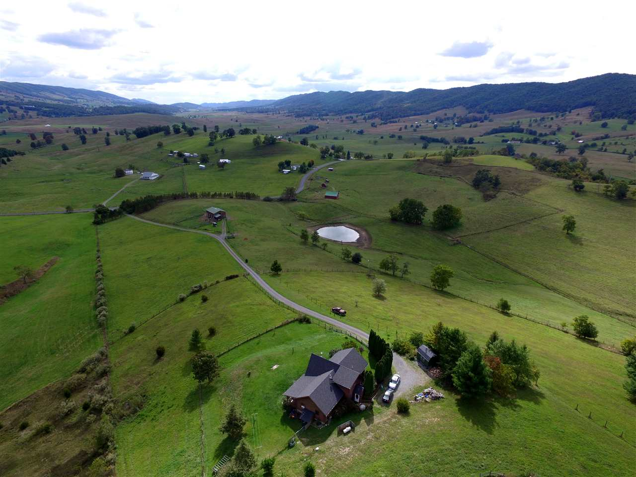 770 HARDSCRABBLE RD, BLUE GRASS, VA 24413