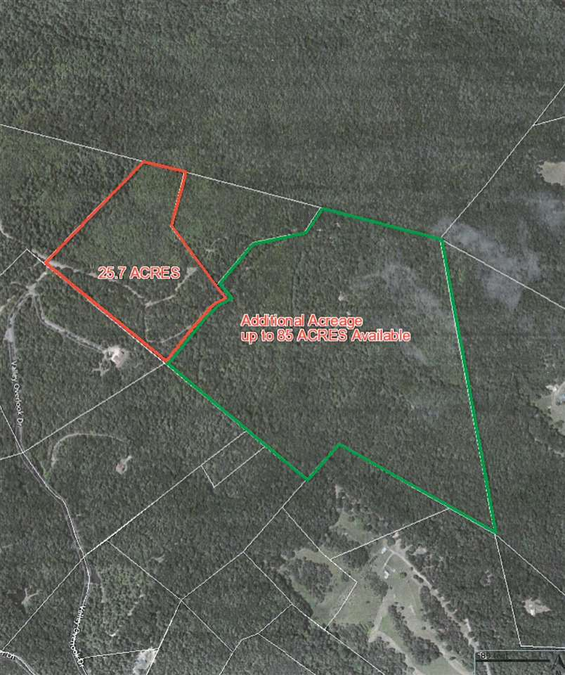 25 acres VALLEY OVERLOOK DR, DAYTON, VA 22821