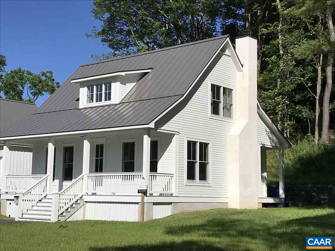 VWSF US HWY 220 Lot 7 - Madison Cottage, WARM SPRINGS, VA 24484