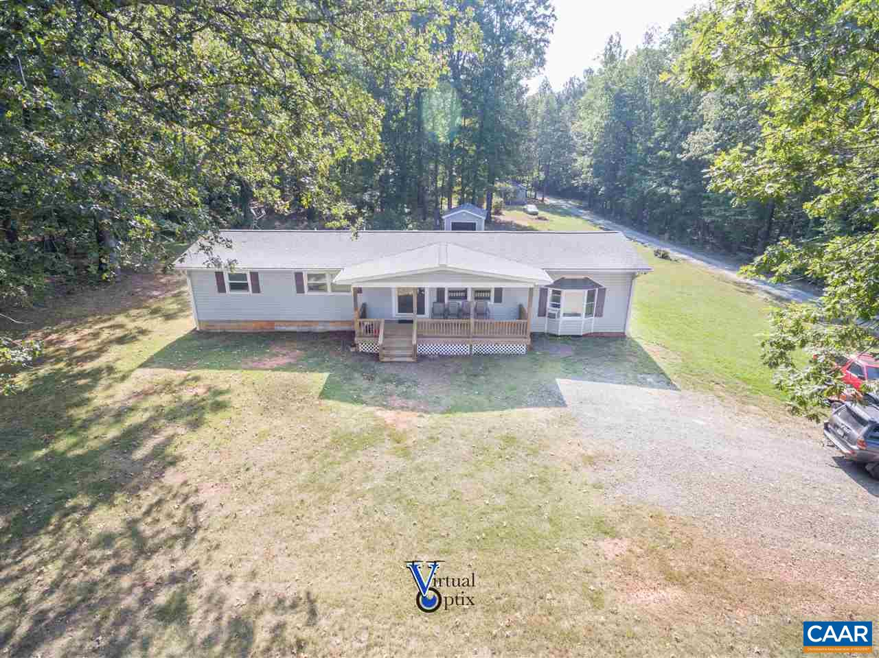 4218 CEDAR LANE RD, KENTS STORE, VA 23084