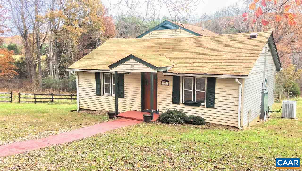 3151 OLD LYNCHBURG RD, NORTH GARDEN, VA 22959