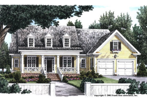 Lot available for Custom Home to be built by Faith Builders, Inc. in prestigious Hickory Ridge. This neighborhood boasts homes ranging from $369K-$1M. Builder can custom design plans to suit your needs. Plan shown is optional and must be approved by ARB.