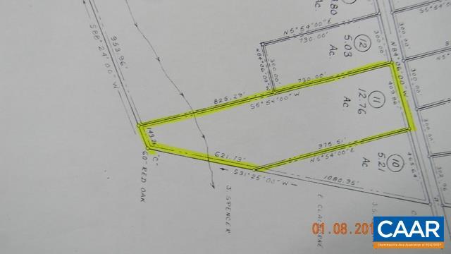 0 W JAMES ANDERSON HWY 11, BUCKINGHAM, VA 23921