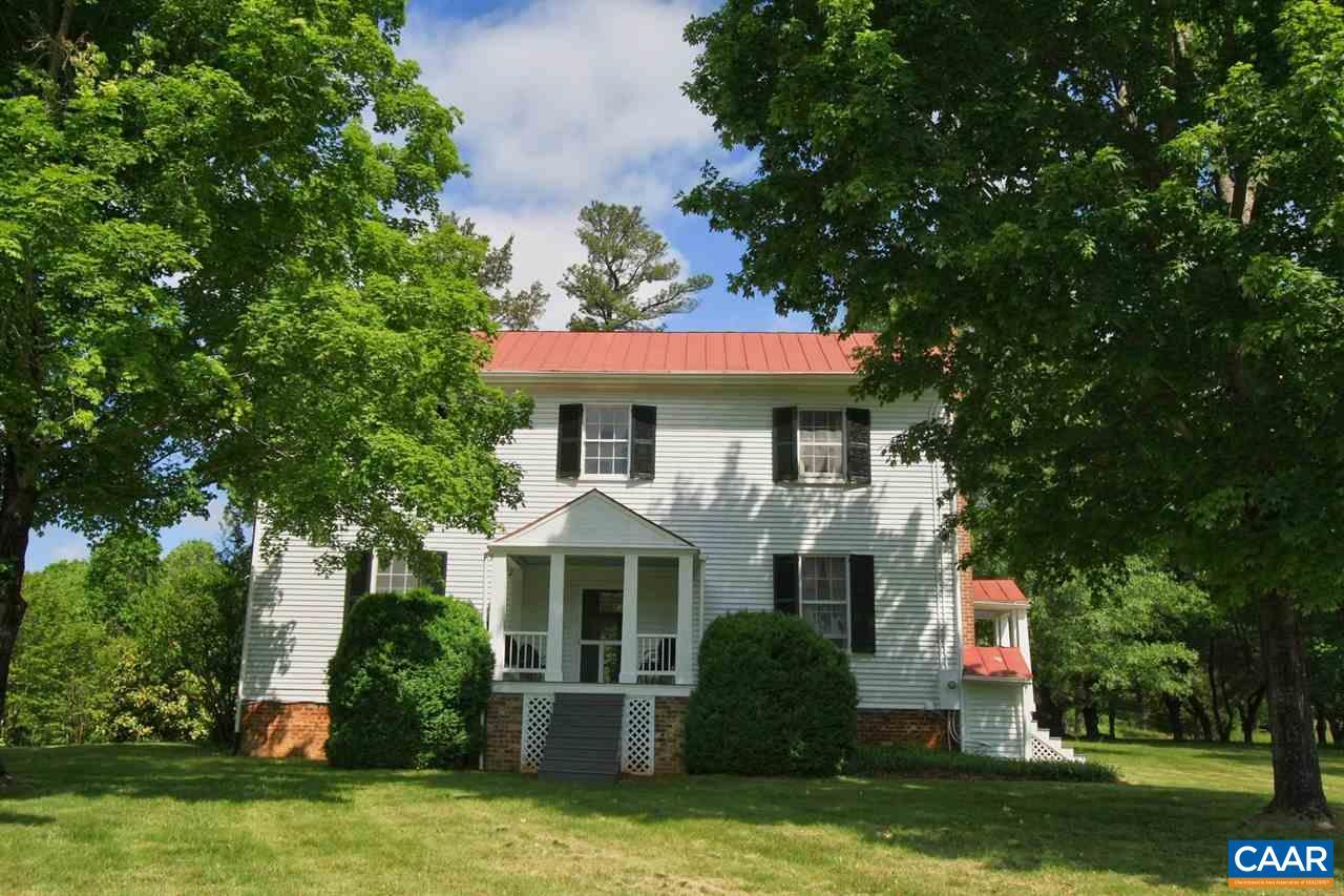 1642 EDGEHILL PLANTATION RD, GLADSTONE, VA 24553