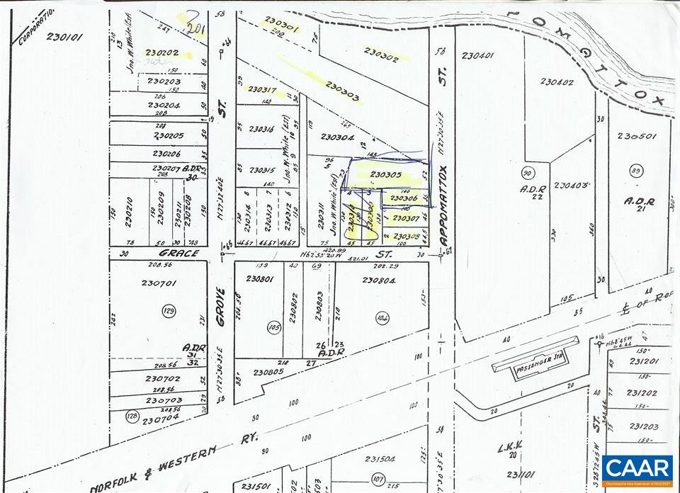 3rd W APPOMATTOX ST, FARMVILLE, VA 23901