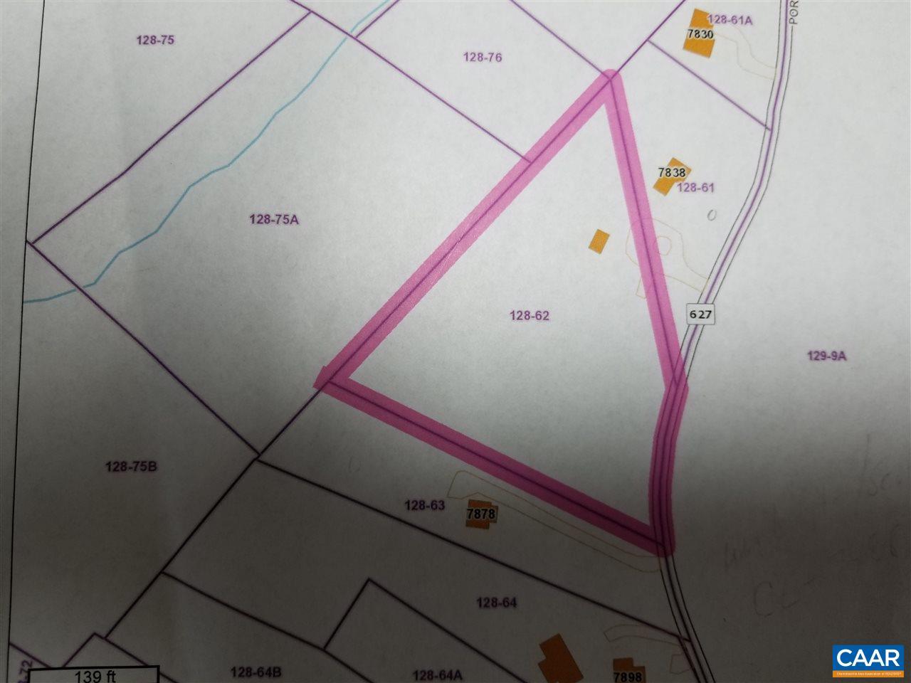 PORTERS RD 62, ESMONT, VA 22937