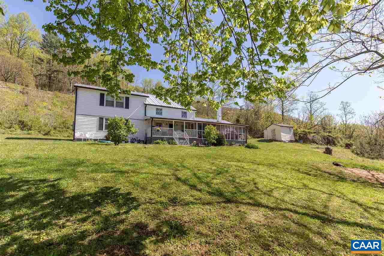 1182 SNOW MOUNTAIN RD, STANARDSVILLE, VA 22973