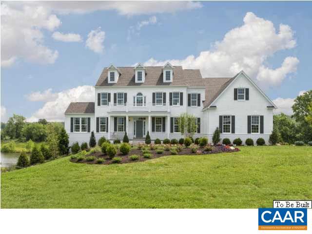 14 COTTONTAIL WAY, CHARLOTTESVILLE, VA 22903