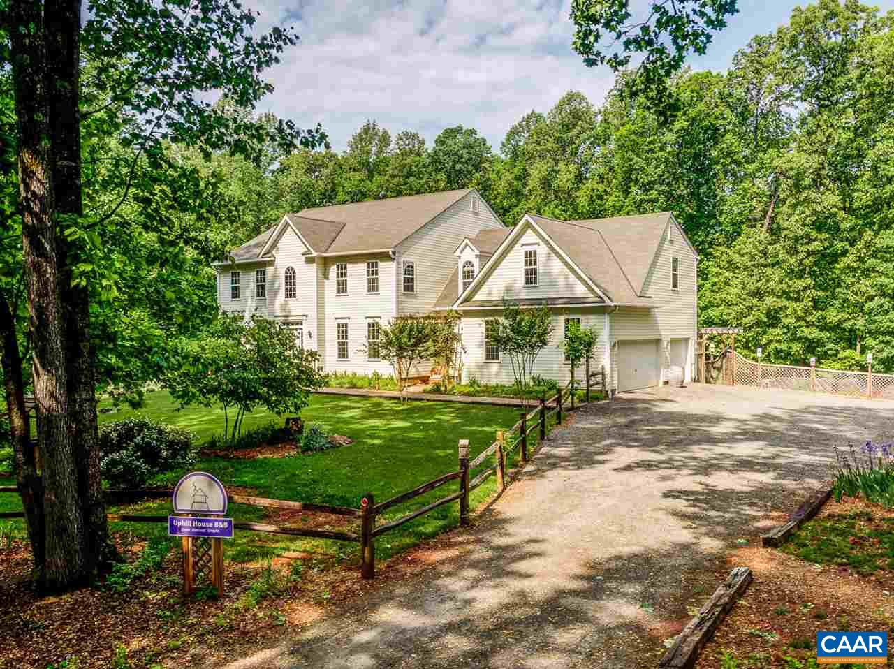 1824 BUZZARD HOLLOW RD, GORDONSVILLE, VA 22942
