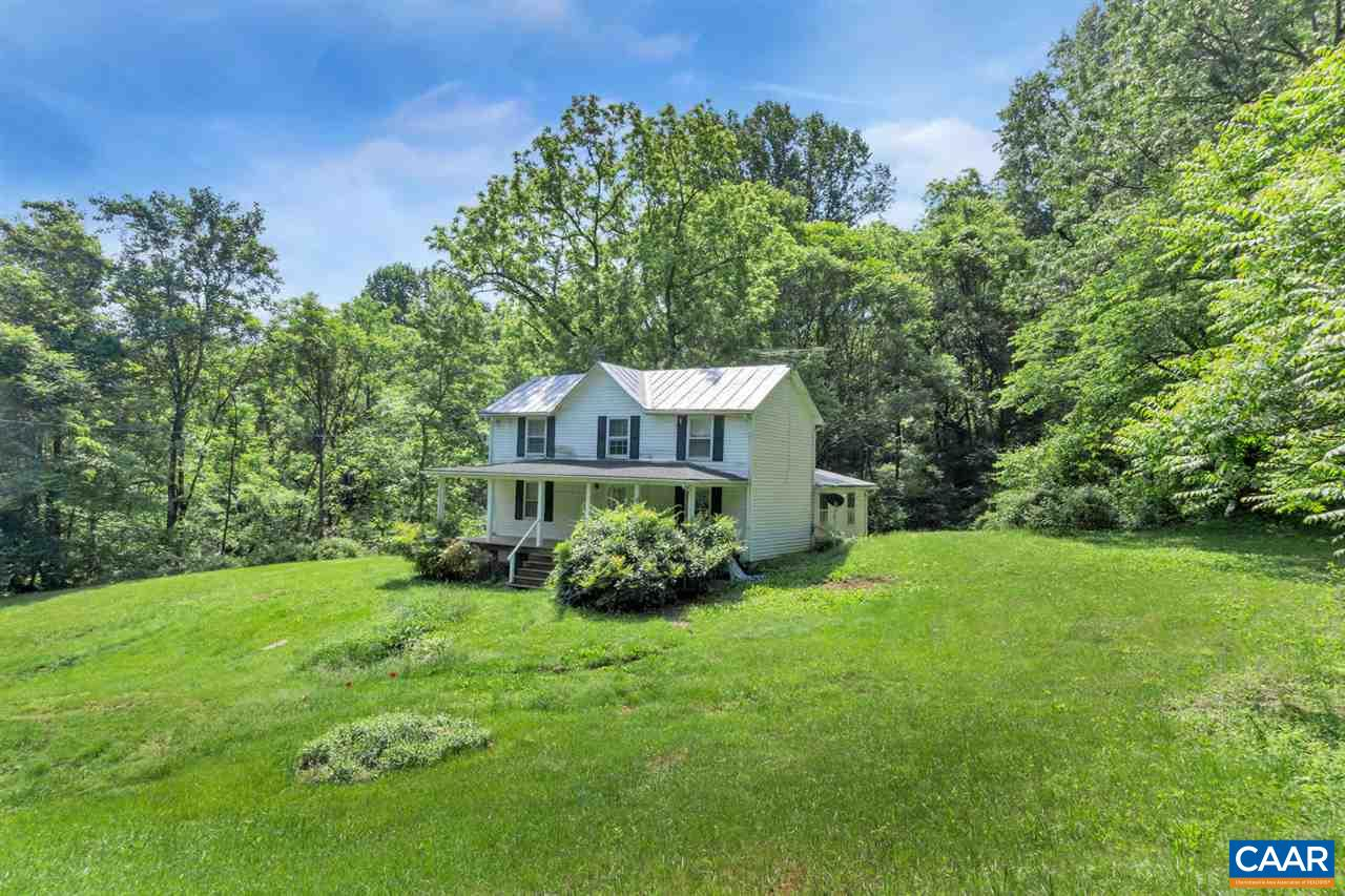 18446 BUZZARD HOLLOW RD, GORDONSVILLE, VA 22942