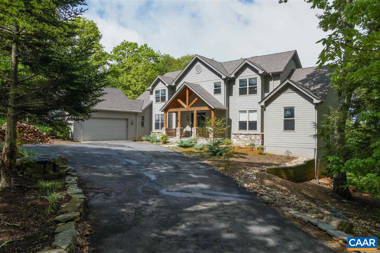 21 INDIAN POINT TRL, WINTERGREEN RESORT, VA 22967