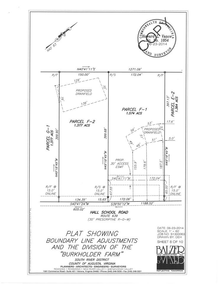 TBD F1 HALL SCHOOL RD, WAYNESBORO, VA 22980