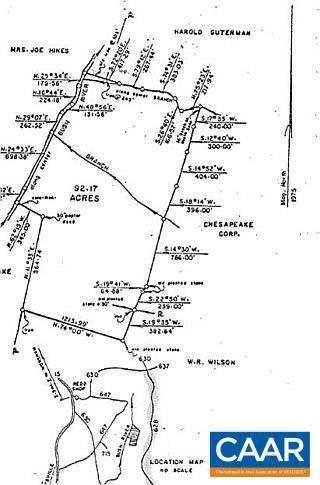 2647 MOUNTAIN CREEK RD, GREEN BAY, VA 23942