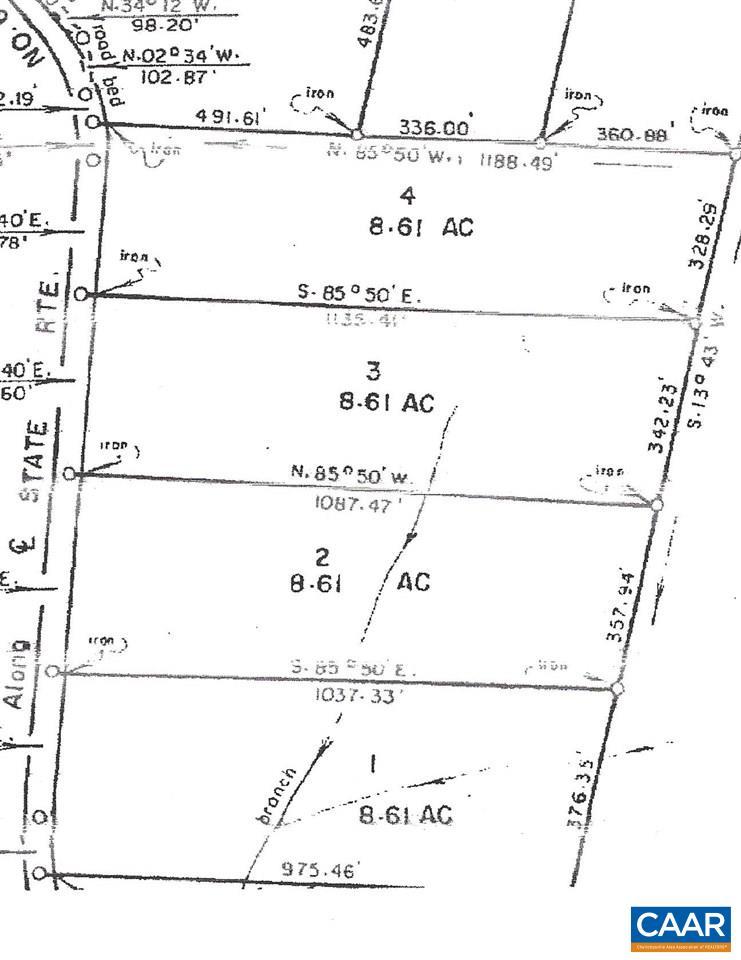 652 NW COBB RD 3, ARVONIA, VA 23004