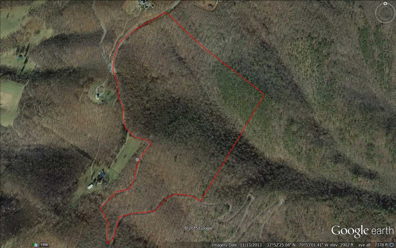 100 AIRPORT RD, HOT SPRINGS, VA 24445
