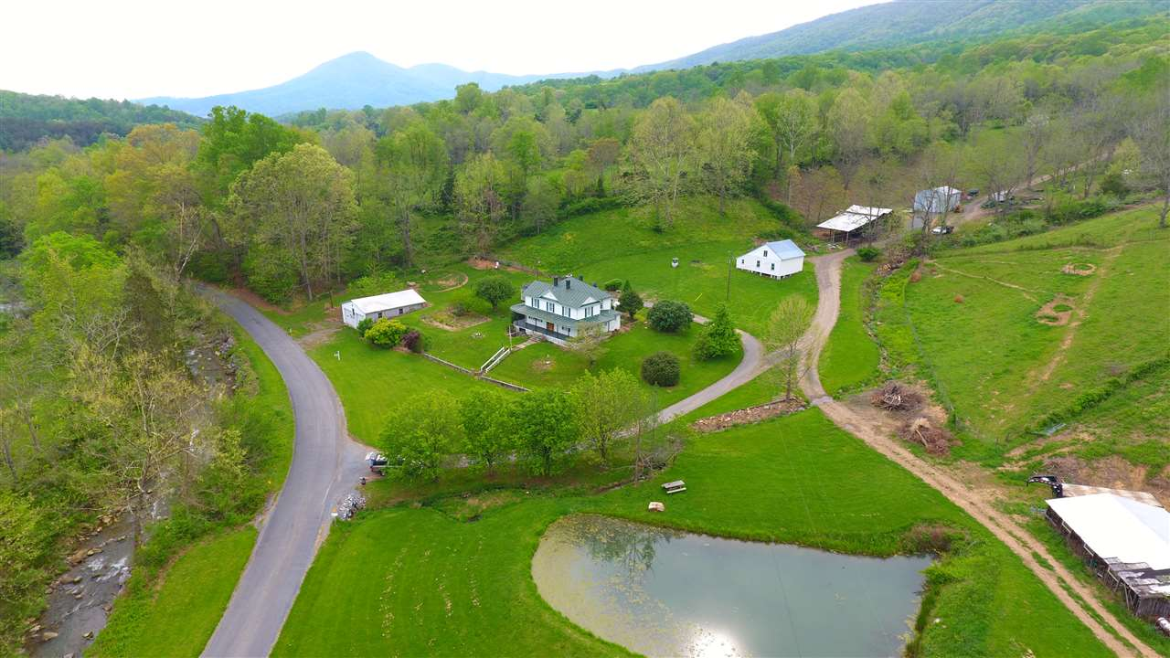 3493 WALKERS CREEK RD, MIDDLEBROOK, VA 24459