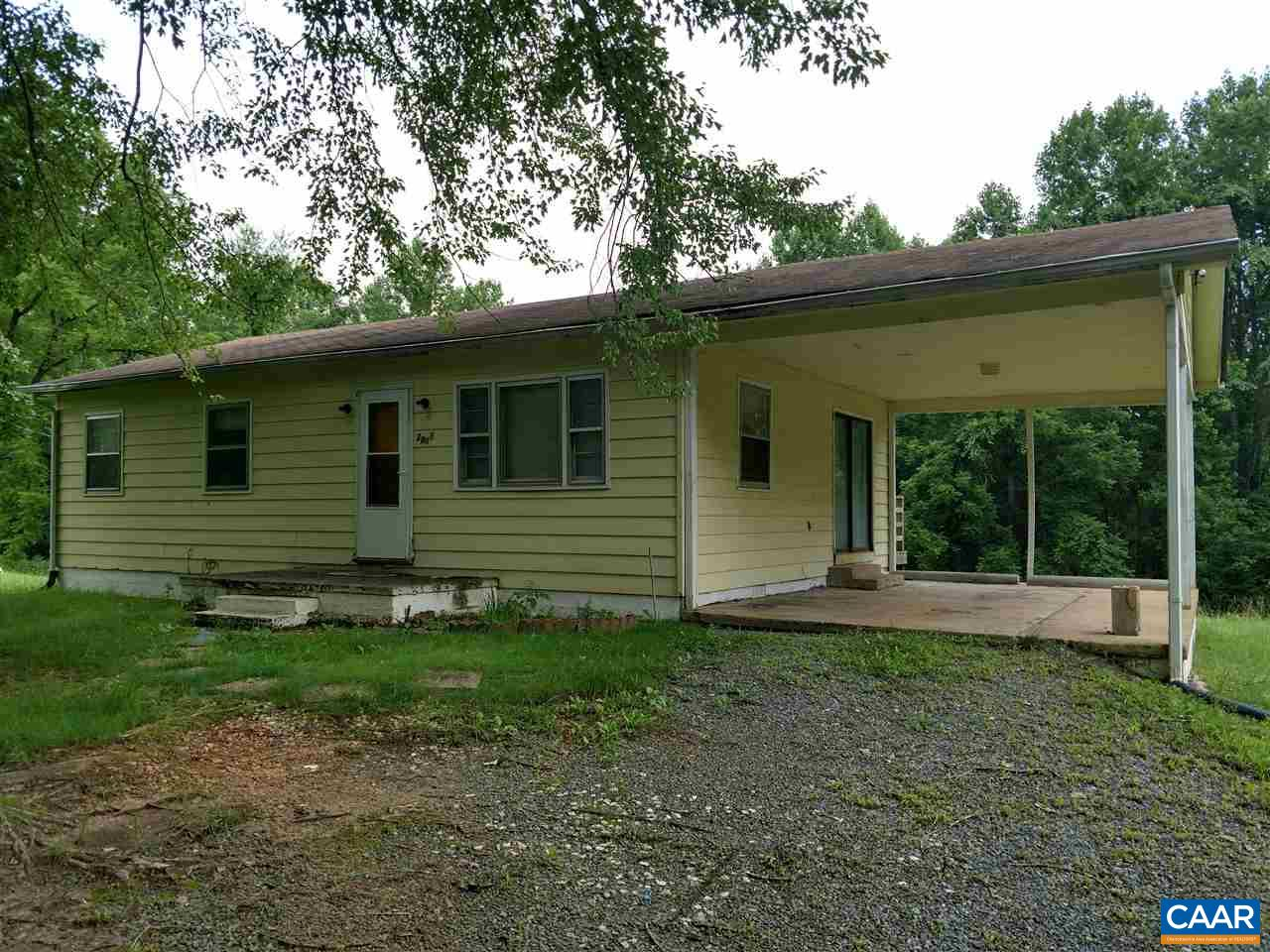 2801 JACKS SHOP RD, MADISON, VA 22727