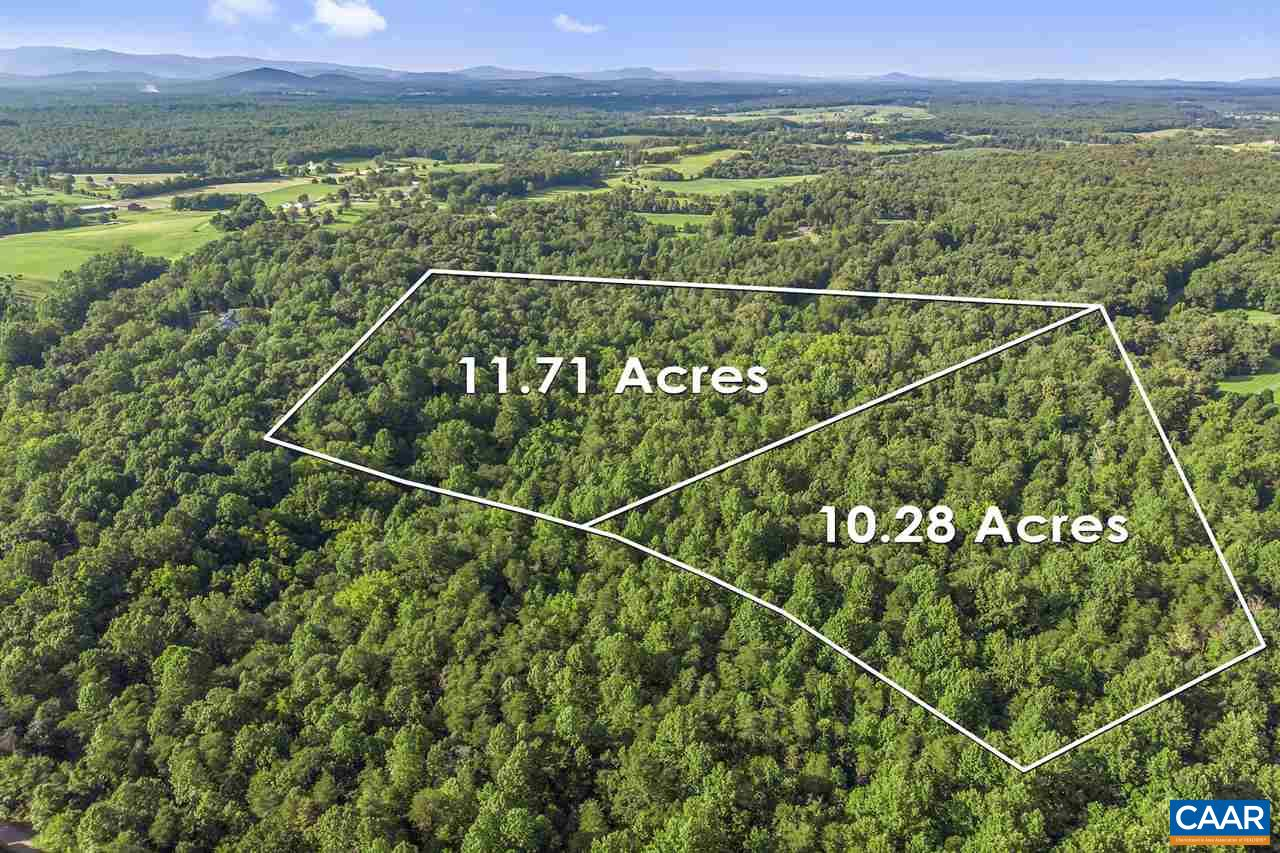 Lot 2 ALUM SPRINGS RD 2 - Peaceful Woods Lane, CULPEPER, VA 22701
