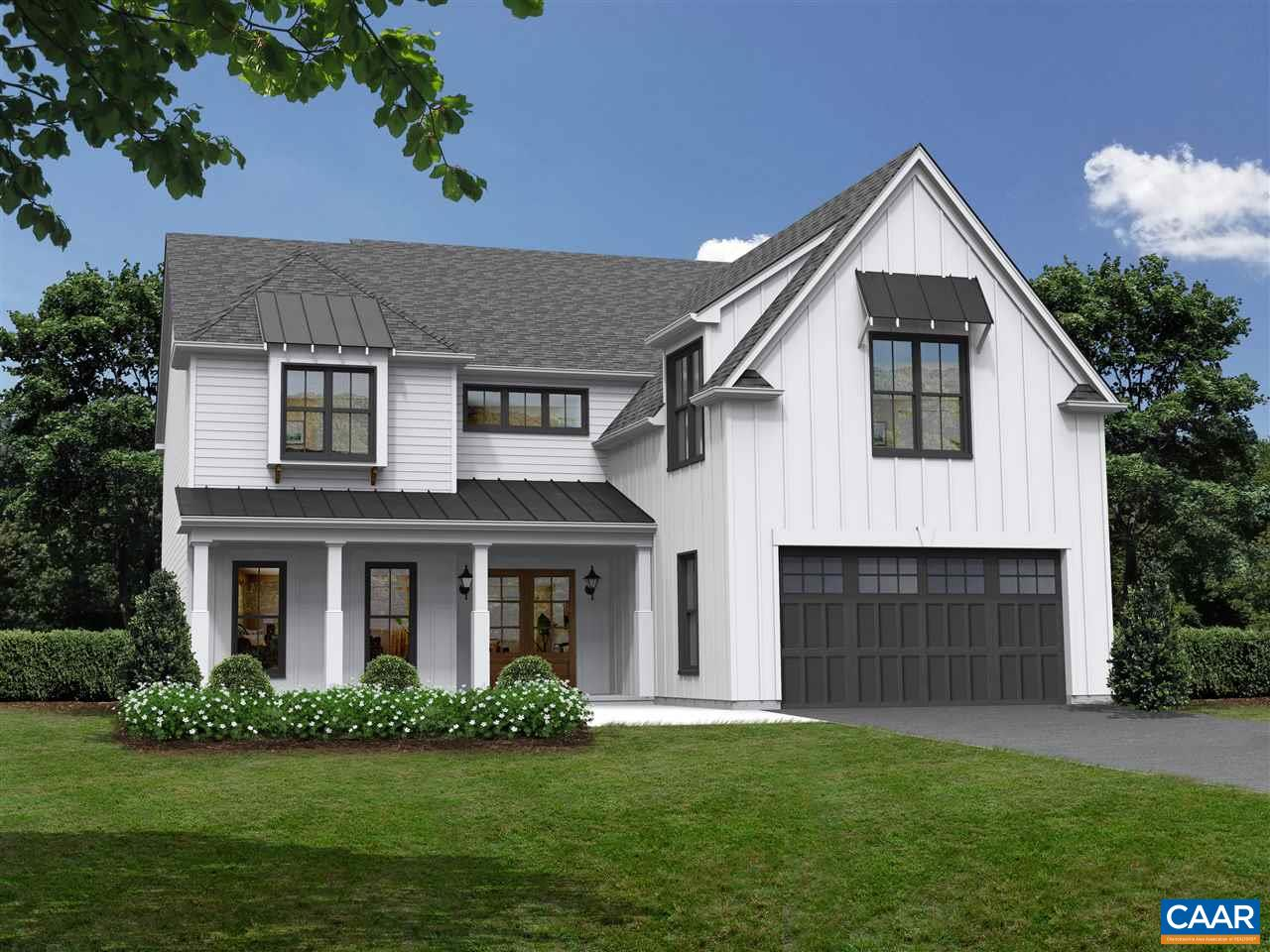 To be built by Craig Builders in Old Trail Village.  Panoramic mountain views overlooking both Old Trail Golf Course and Upper Ballard Pond, this beautiful 1/4 acre homesite is the perfect setting for your newly built home.This craftsman inspired home features 4 bedrooms with en suite bathrooms in addition to a bonus bedroom/rec room.  This brand new home includes many design features desired by today's homeowner such as an oversized garage, walk-in closets, walk-thru shower, large mud room, walk-in pantry, and outdoor patio. Quality built with 2x6 exterior walls along with HERS tested energy efficient building methods.  Model Home available for tour.  Homesite 13 at Old Trail Golf Club will feature an oversized front loading garage.