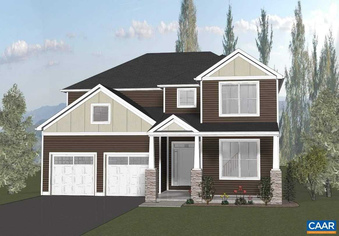 Brand new, limited availability, single family home in Cascadia. Maintenance free living in a great location with amenities galore. The proposed Prescott offers flexibility in layout and finishes. The main level features an open floor plan with great room, dining, flex space/study, kitchen with large island, mudroom and two-car garage. Upstairs 4 bedrooms and 2 baths offer space to all. Morning room, covered or screened deck, coffered ceilings & multiple exterior elevations are available. The unfinished basement below offers plenty of space to expand, with a  rec room, and additional bedroom and bath, or utilize as storage. PLUS the opportunity to personalize your finishes in our convenient Design Center. Fiber optic internet available.