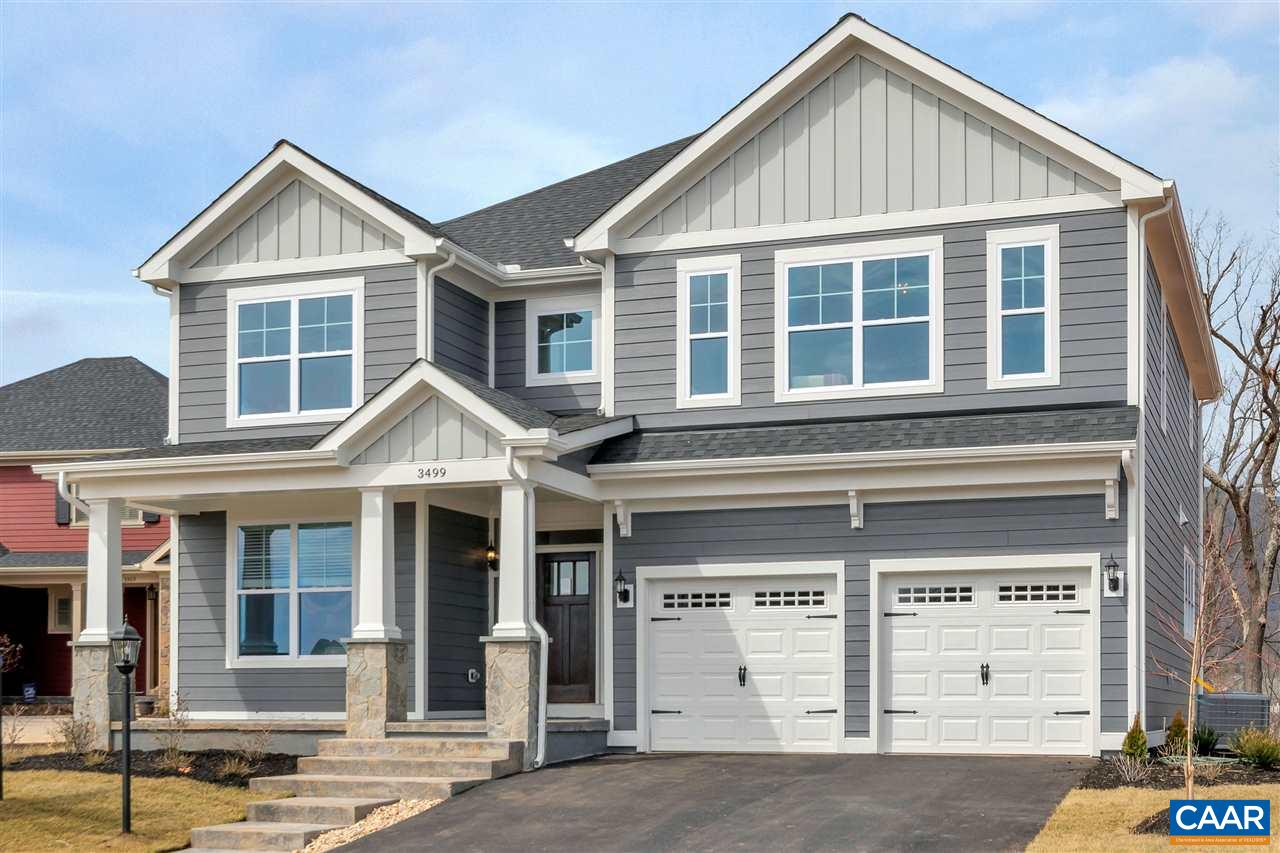 Brand new, limited availability, single family home in Cascadia. Maintenance free living in a great location with amenities galore. The proposed Addison lives large! The main level features an open floor plan with great room, dining, flex space/study, kitchen with 8' island, mudroom and two-car garage. Upstairs 4 bedrooms and 3 baths offer space to all with 1 bedroom with bath ensuite, 2 bedrooms sharing a generous jack-and-jill bath, laundry & abundant storage, plus the luxurious and configurable master suite. Morning room, covered or screened deck, coffered ceilings and multiple exterior elevations are selections available. The unfin basement offers plenty of space to expand with a rec room, 5th bedroom, bath or just use as storage.