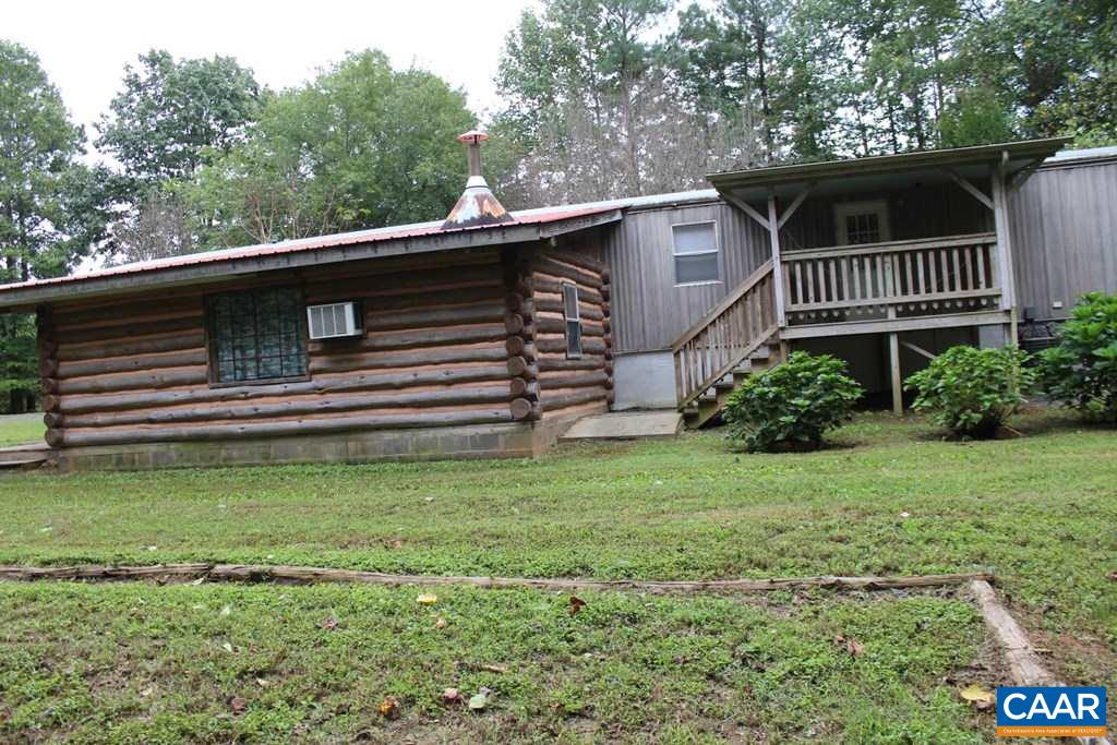 678 SCOTTS BOTTOM RD, DILLWYN, VA 23936