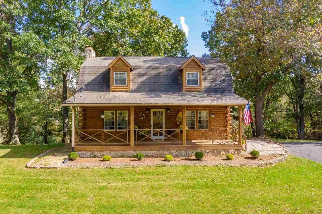 361 BERRY FARM RD, STAUNTON, VA 24401