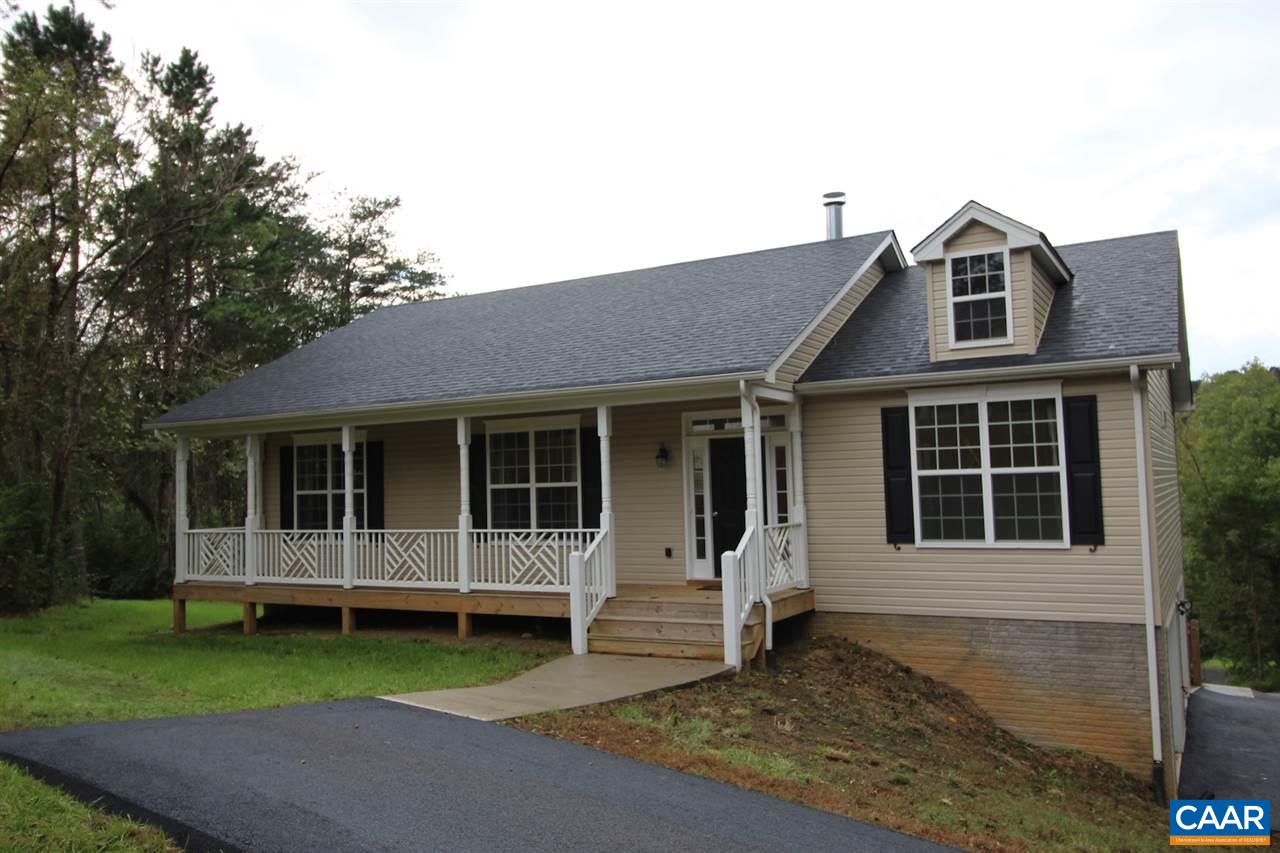 299 NORTH RIDGE WAY, RUCKERSVILLE, VA 22968