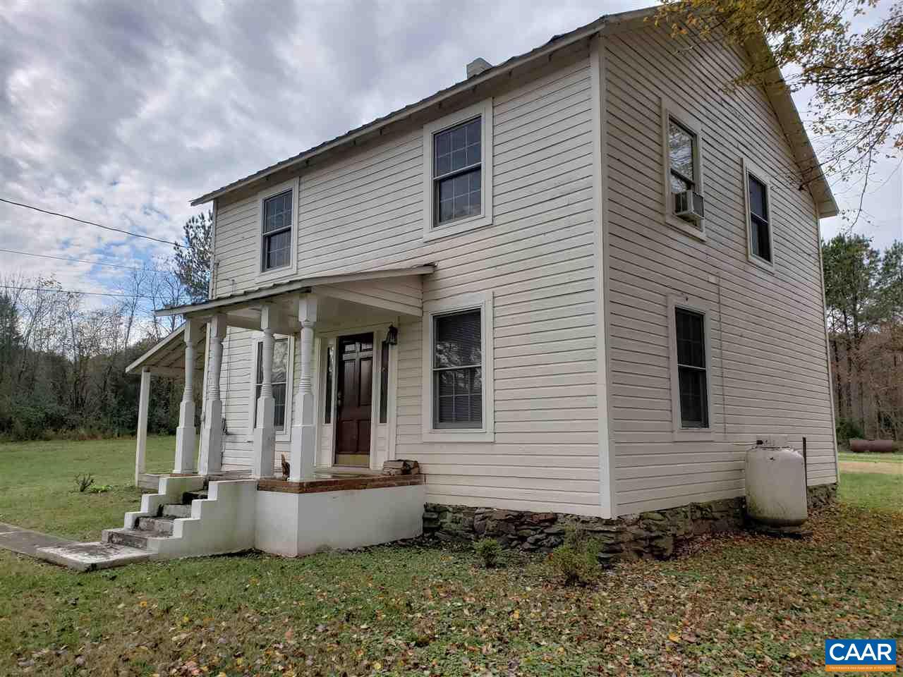 420 OLD MILL RD, DILLWYN, VA 23936