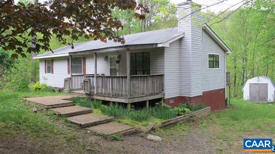 1190 GREENE ACRES RD, STANARDSVILLE, VA 22973