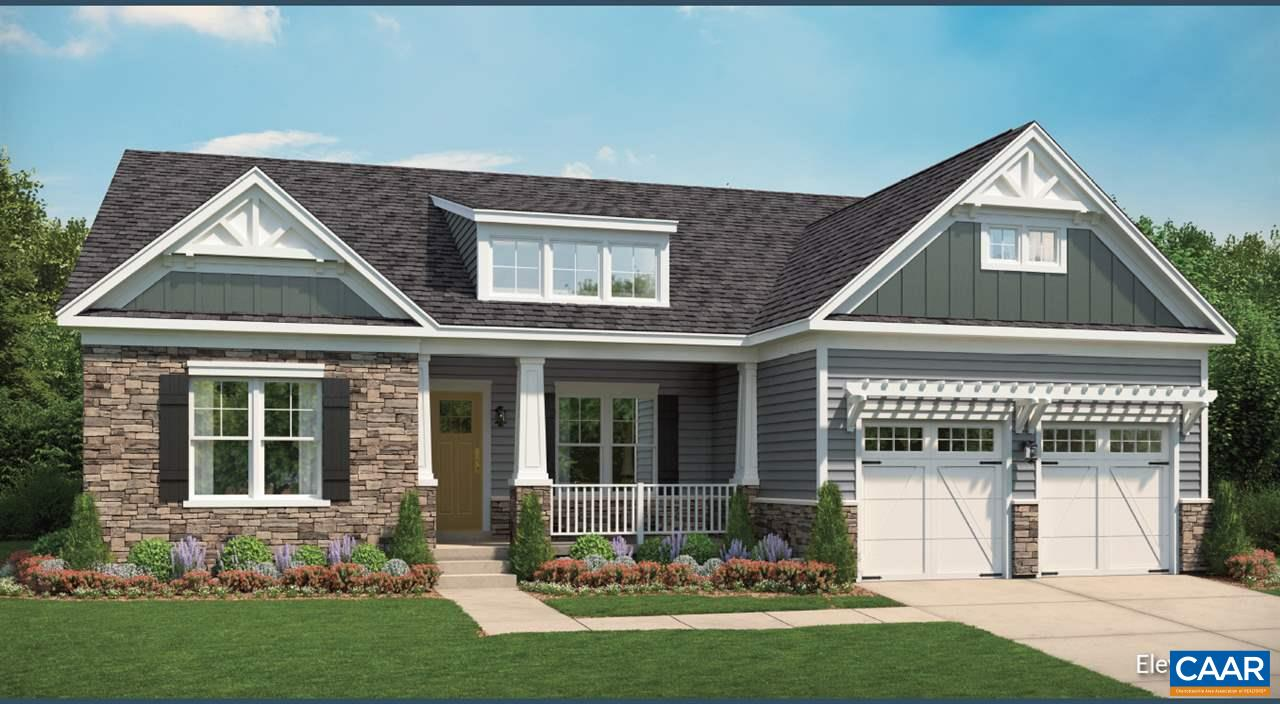 Our to be built McKenney plan @ Westlake at Foothill Crossing offers our popular MAIN FLOOR LIVING design w/ Master BR, Spacious Walk-In Closet & Luxury Bath + 2 BRs/Office ALL ON ONE LEVEL. Entertain in your Oversized Kitchen w/ Island & Breakfast Area, Large Family Room, Formal Dining Room, & Laundry off the 2 Car Garage. Unfinished Basement, 9' Ceilings on Main Level, & many more included features. Westlake offers 1/2 acre Homesites w/ Wooded Seclusion less than a mile from Downtown Crozet. SECURE YOUR FAVORTIE LOT TODAY!