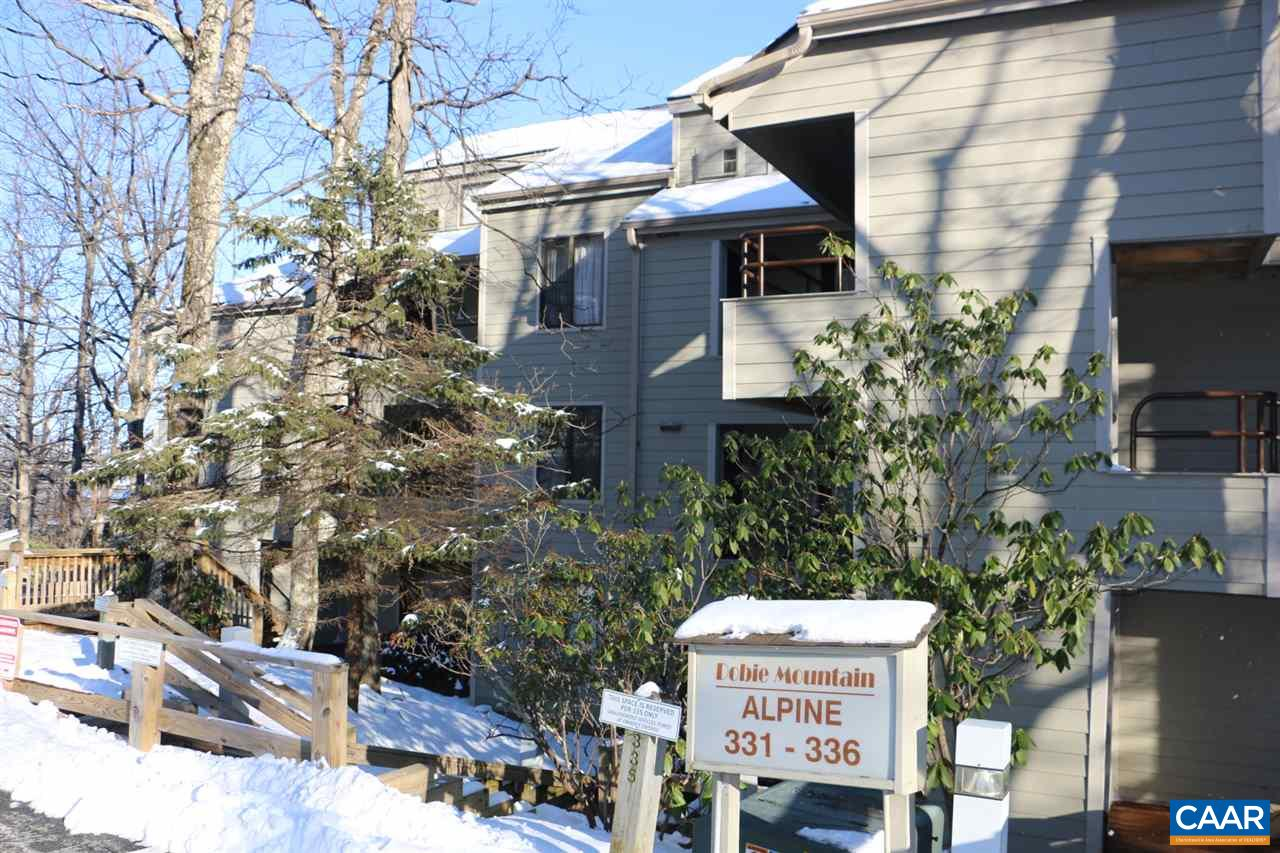333 DOBIE CONDOS 333, WINTERGREEN RESORT, VA 22967