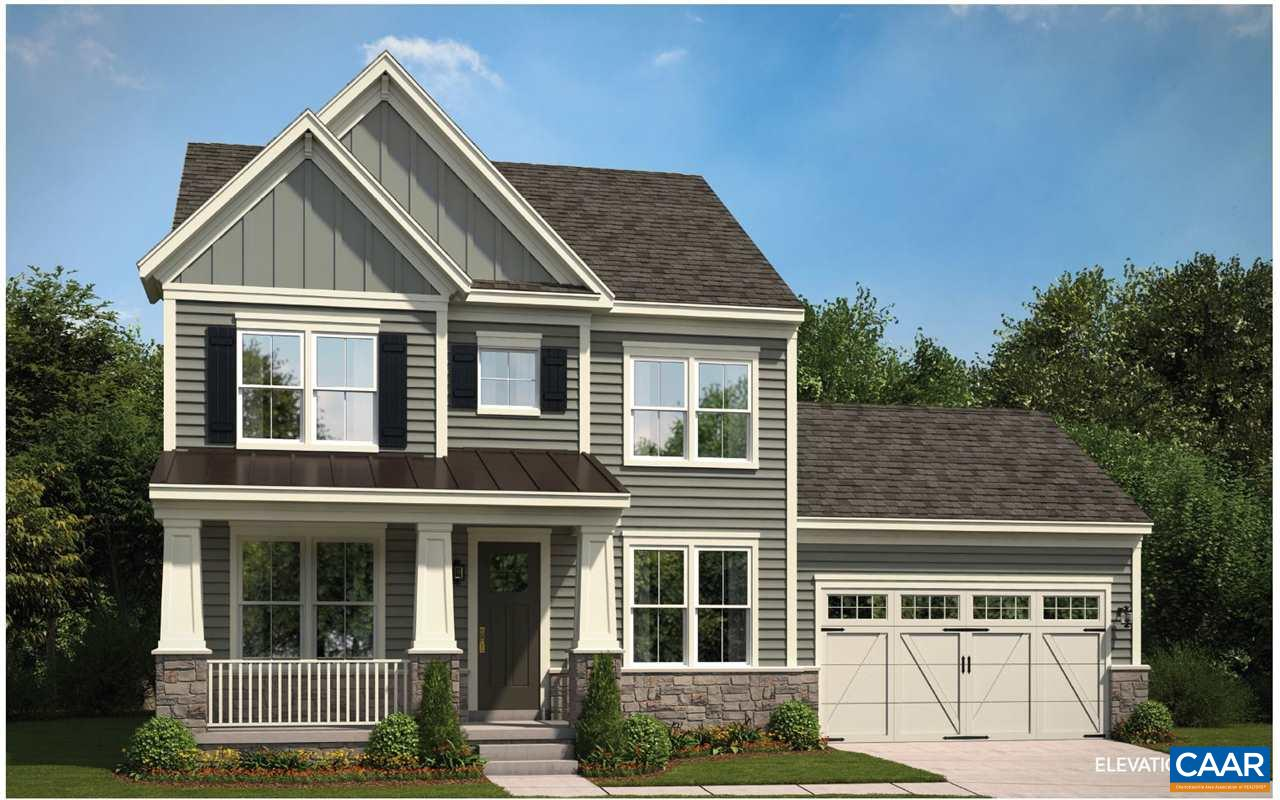 The Irvington is a two story home with an unfinished basement and is built with Green Living features in mind.  This home includes a Trane HVAC, Low E windows with argon gas, whole house air cycler for improved air quality, radiant barrier roof sheathing and more!