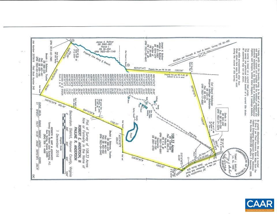 16411 WOODMAN HALL RD, MONTPELIER, VA 23192