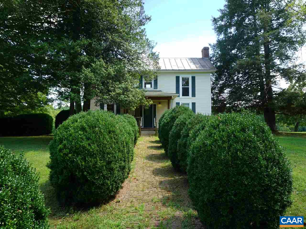 4349 BURNLEY STATION RD, BARBOURSVILLE, VA 22923