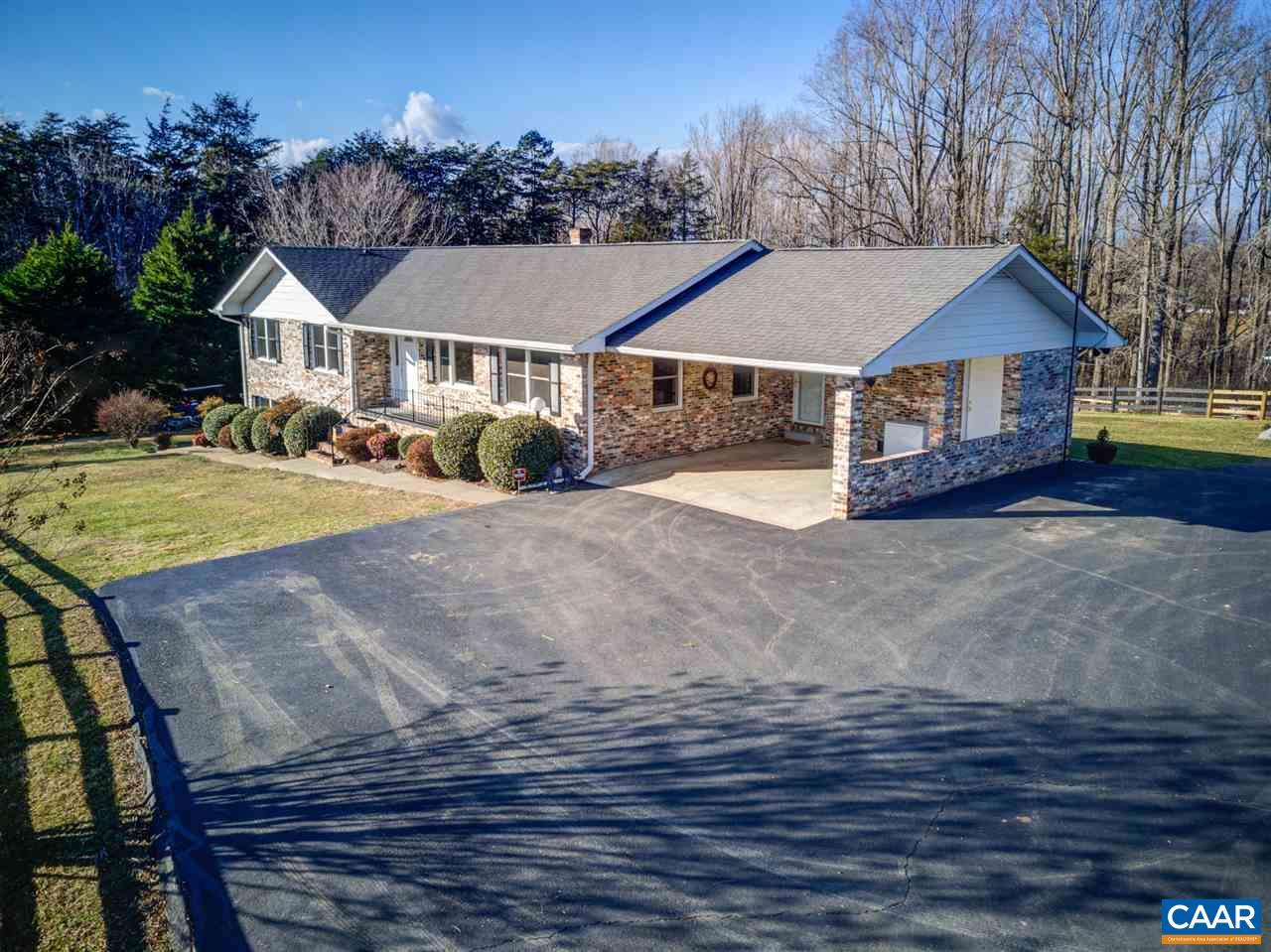 194 DAWSONVILLE RD, BARBOURSVILLE, VA 22923