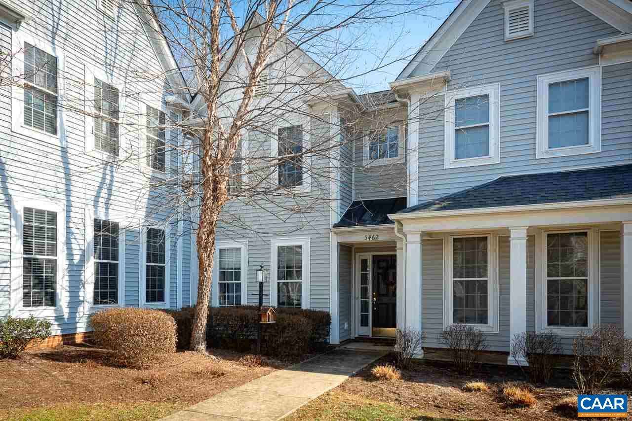 Wonderful townhome in desirable Parkside Village in Downtown Crozet. This light filled, well maintained two story townhome features 2 bedrooms with en suite bathrooms, family room with half bath, breakfast/dining room and kitchen. New carpet! Great investment opportunity. Conveniently located next to Crozet Park/YMCA, restaurants, breweries/wineries, Albemarle County Schools with easy access to 250 & I-64.
