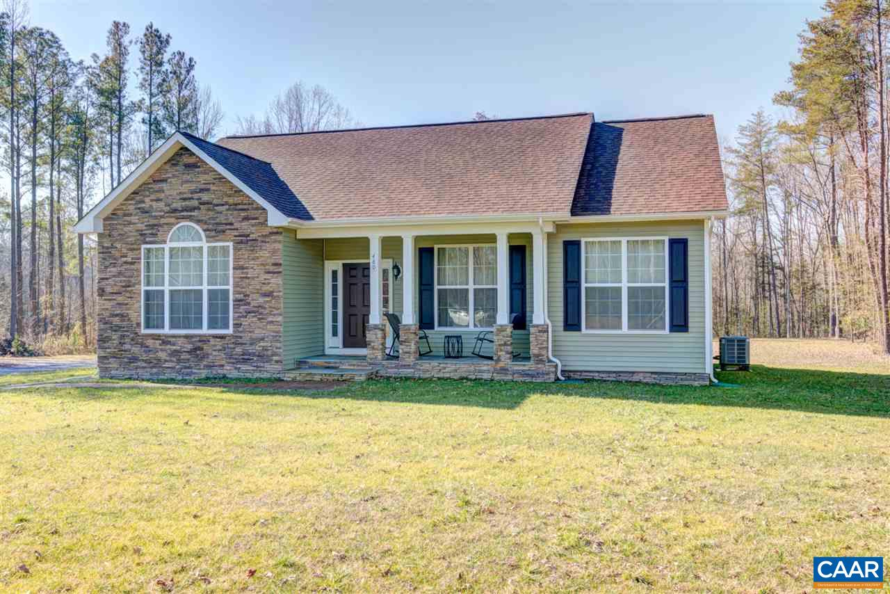 480 WINDING RIDGE WAY, BUMPASS, VA 23024