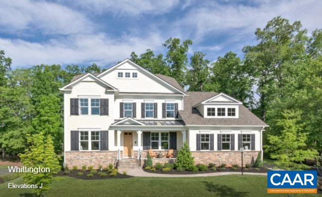 Presenting Westlake at Foothill Crossing, where you can enjoy Mountain Views with Wooded Seclusion on 1/2 acre Homesites less than a mile from Downtown Crozet, Breweries, vineyards, I-64 & your everyday needs. Our to be built Carey features an oversized Kitchen w/Island & Breakfast Area, Large Family Room for entertaining, Formal Library & Dining Room, Mudroom off the 2 Car Garage, Master BR w/Spacious Walk In Closet & Luxury Bath, 3 Additional BRs & Laundry Conveniently on Upper Level. Unfinished basement comes included on any lot, with the option to finish the space. SECURE YOUR FAVORITE LOT TODAY! Photos similar to.